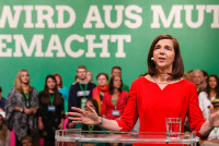 Grüne erzeugen mit Wahlprogramm zur Landwirtschaft Widerstand