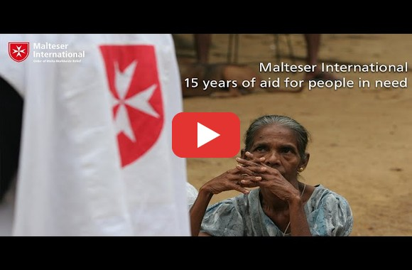 Malteser International: 15 years of aid for people in need