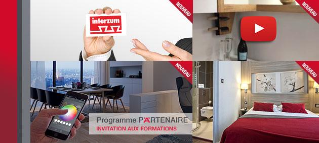 Interzum, formations, astuce cuisine, bilan, hôtel sécurisé!