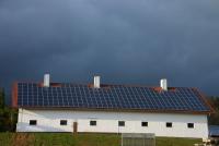 Nasses Jahr 2017 sorgt für unterdurchschnittliche Solarernte