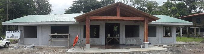 Neues Büro Puro Verde S.A., Muelle de San Carlos, Costa Rica