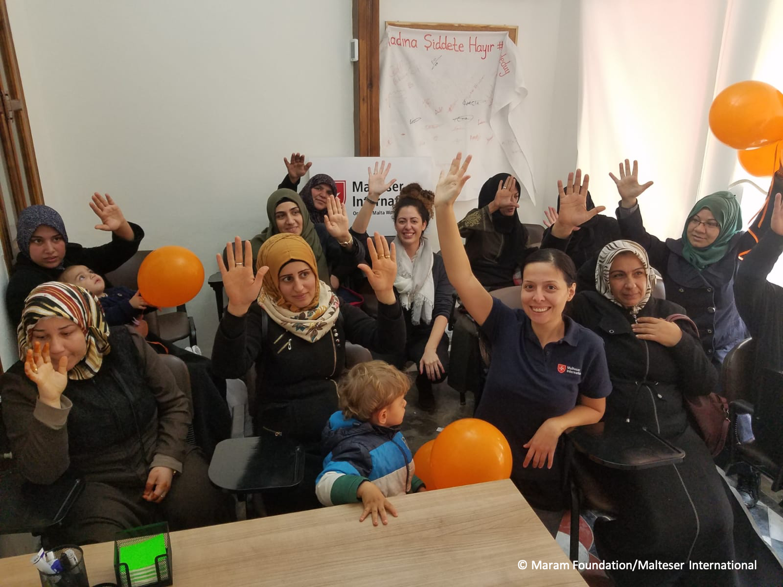 Turquie femmes Syrie