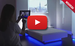 Lappli Connect pour LEDs, TV, coulissants!