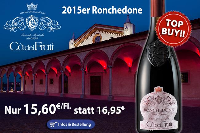 Großartiger Rotwein vom Gardasee!
