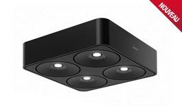 Modèle Q Four - Le plafonnier LED design
