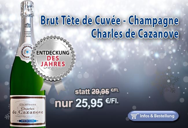 Unsere Champagner-Entdeckung des Jahres