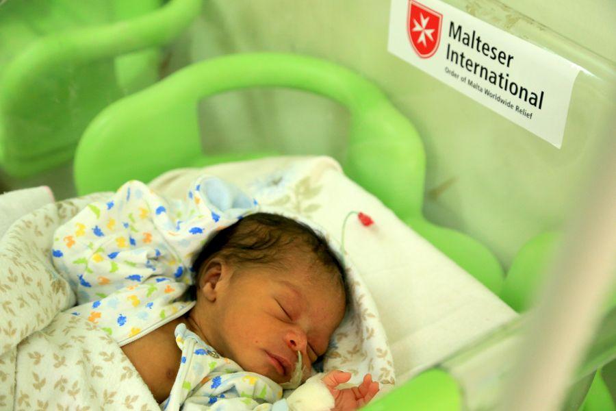 Maternité enfant Kenya