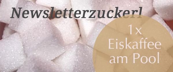 Newsletter-Zuckerl-Eiskaffee