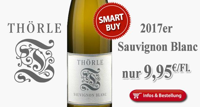 2017er Sauvignon Blanc - Thörle Rheinhessen