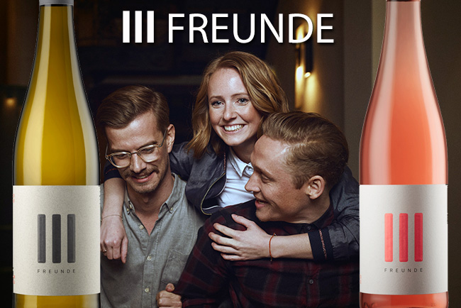 III Freunde: Juliane Eller & Co.