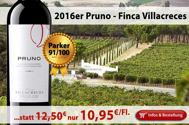 Preishammer: 2016er Pruno nur 10,95€ BEST-PRICE
