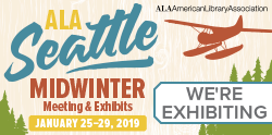 ALA Midwinter - We're Exhibiting