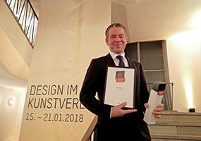 Iconic Award Preisverleihung