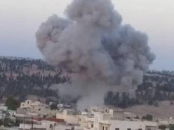 Syria Airstrike Hospital