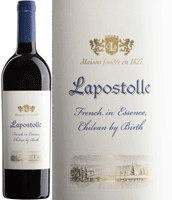 Lapostolle French in Essence Chilean by Birth 2013, trockene Rotwein-Cuvée aus Chile
