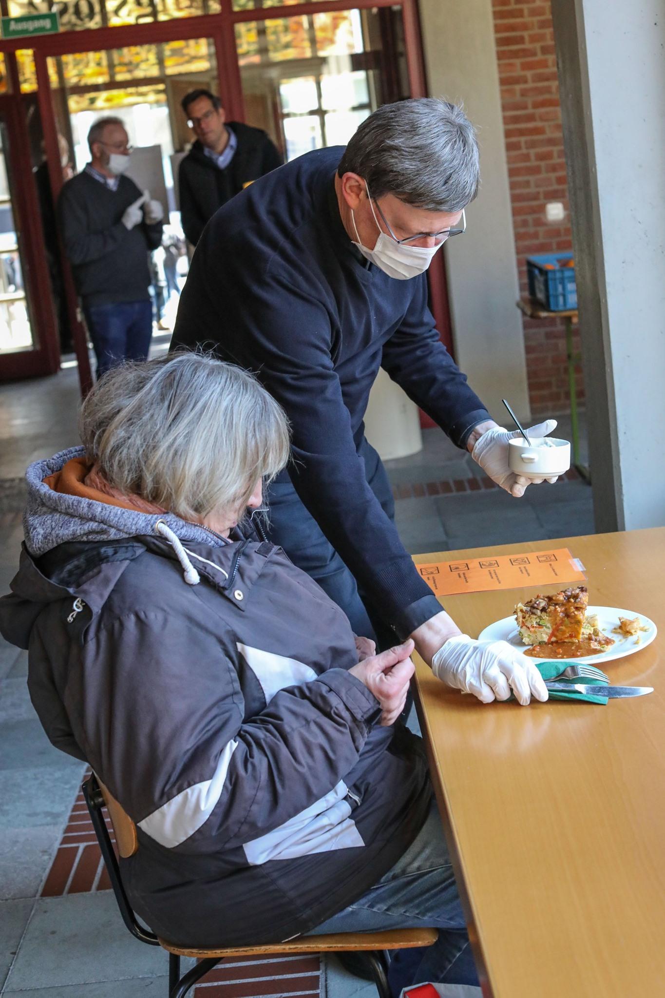 Essen für Bedürftige in Köln