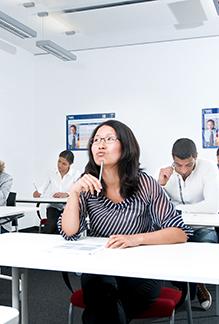 Prüfungssicherheit telc Deutsch C1 Hochschule