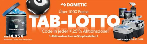 Dometic Tab-Lotto