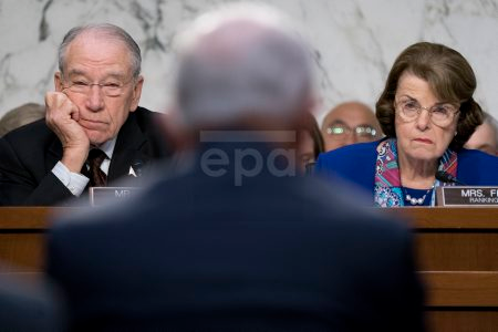 Senate Judiciary Committee hearing on oversight of the US Department of Justice