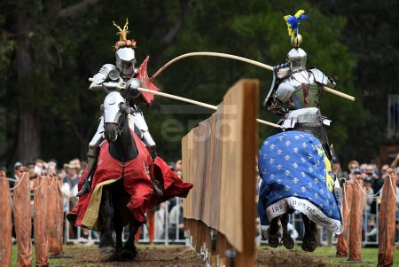 St Ives Medieval Faire in Sydney