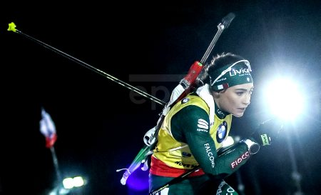 IBU Biathlon World Cup in Nove Mesto na Morave