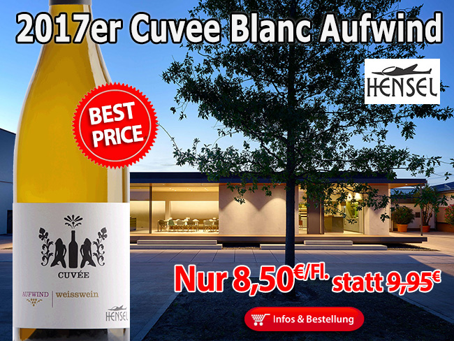 Best-Price: 2017er Cuvee Blanc - Thomas Hensel