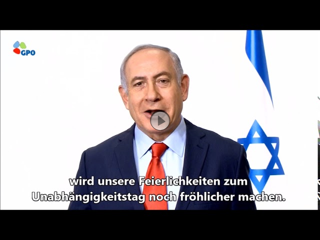 PM Netanyahu zur Verlegung der US-Botschaft nach Jerusalem