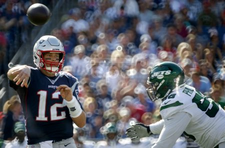 New York Jets at New England Patriots