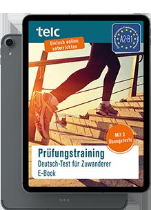 E-Book Prüfungstraining Deutsch-Test für Zuwanderer