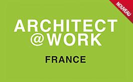 Nos innovations au Salon Architect@work de Paris