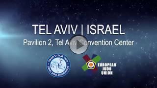 European Judo Championships 2018 - Tel Aviv TRAILER
