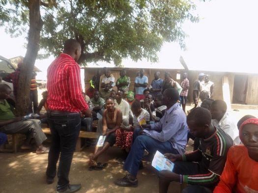 Ouganda virus Ebola