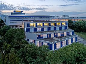 GEZE Entwicklungszentrum