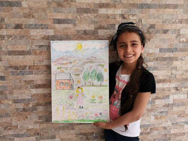 Turquie réfugiée Syrie