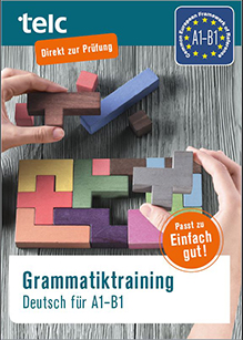 Deutsch Integration: Grammatiktraining