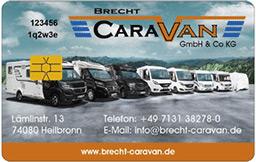 Brecht Kundenkarte