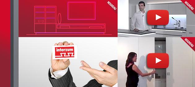 Guide Loox, cuisine connectée, hôtel design, vidéos