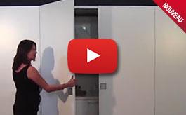 Cuisine cachée via Spinetta Spinfront 60 2D, vidéo