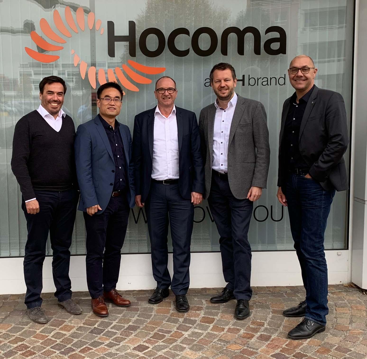 Starke Partner: Hocoma und FREI