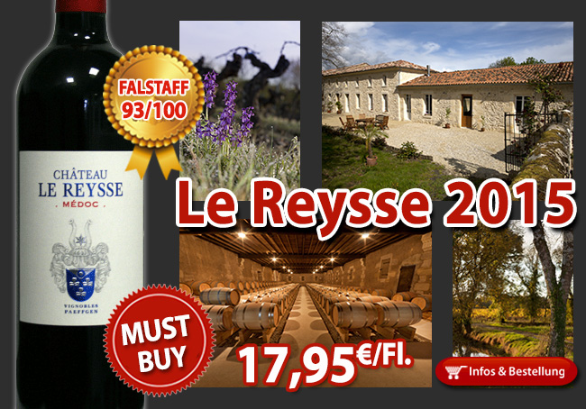 BDX 2015 MUST-BUY: Le Reysse!