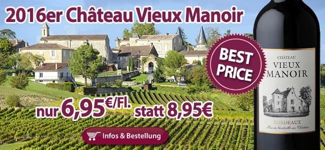 Sofort lieferbar: 2016er Bordeaux Entdeckung!