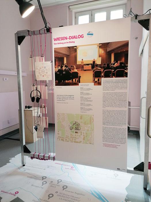 Ausstellung Wie wohnen wir morgen?(c) IBA_Wien/ J.Stehno