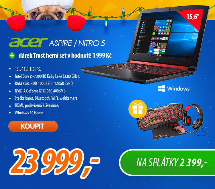 Notebook Acer Aspire Nitro 5