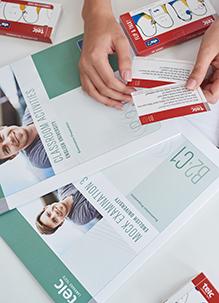Anforderung Info-Paket telc Hochschule