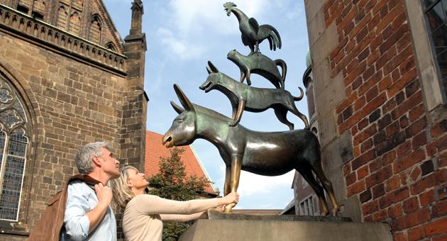 Stadtmusikanten Bremen