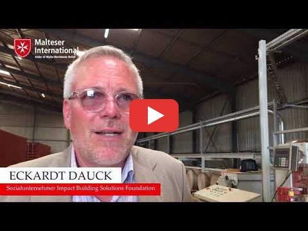 Uganda: Sozialunternehmen eröffnet Fabrik mit unserer Unterstützung