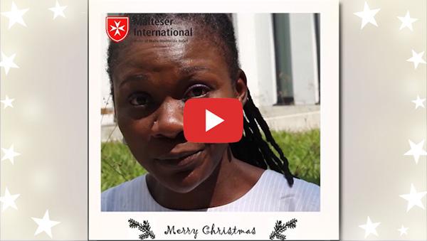 Malteser International wünscht Ihnen frohe Weihnachten!