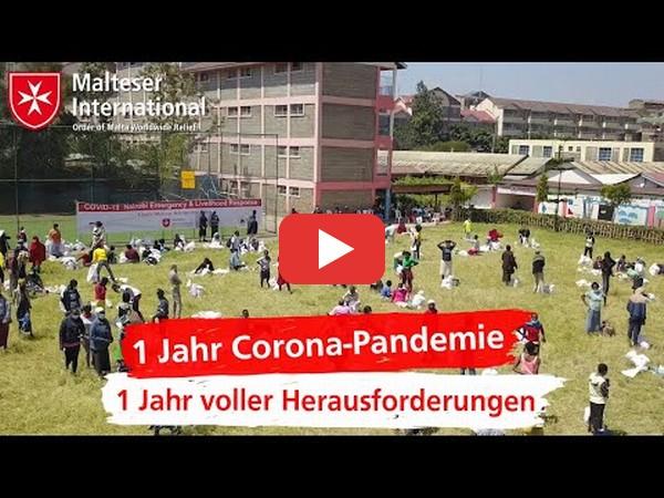1 Jahr Corona-Pandemie: Die Schwächsten trifft die Pandemie am stärksten