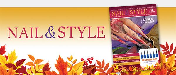 Nail & Style Őszi kiadása