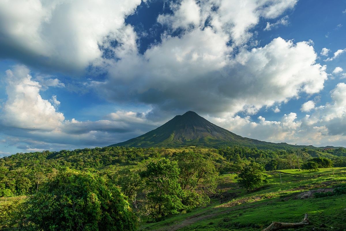 Costa Rica, Arenal Vulkan